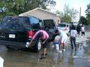 Youth Car Wash for Seniors